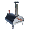 Newest Outdoor Stainess Steel Portable Garden Pizza Oven for Camping