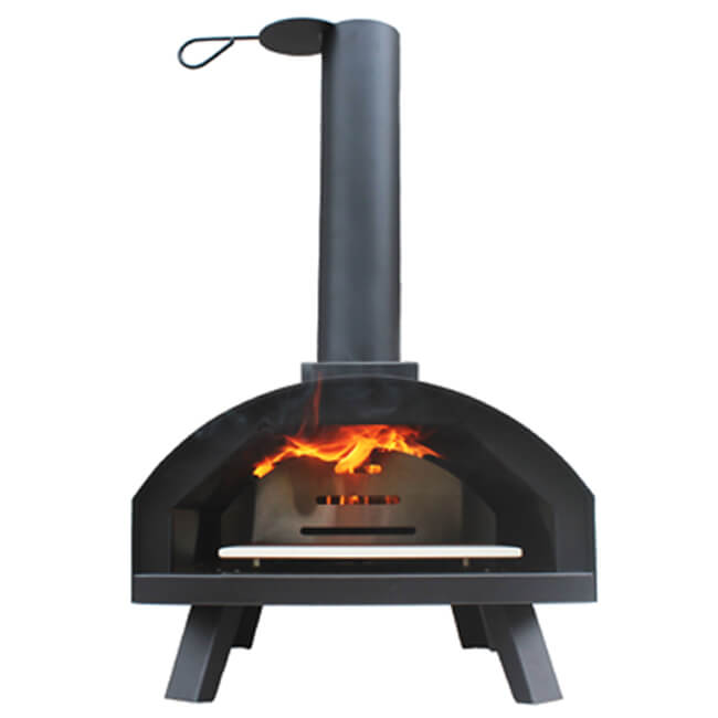 New Portable Mini Outdoor Wood Fired Pizza Oven for Party