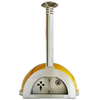 Residential Stainless Steel Wood Fired Pizza Oven for Outdoor