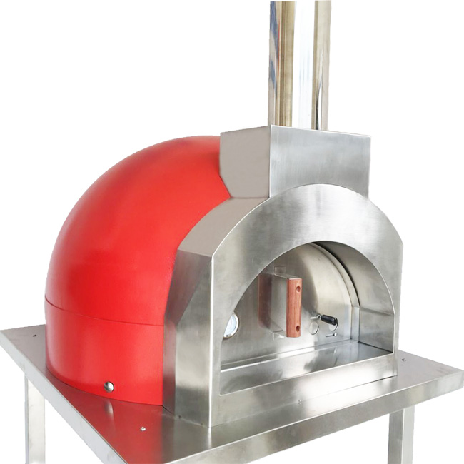 Residential Modular Fully Assembled Pizza Oven
